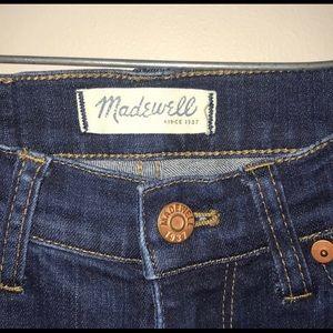 Madewell Size 28 Skinny Skinny Jeans